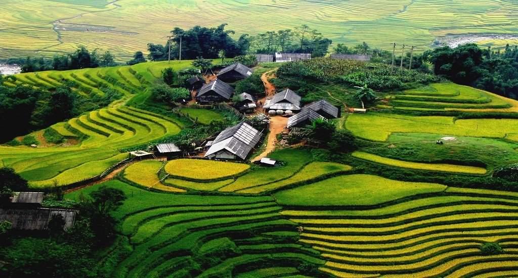 Sapa Ta Phin Village