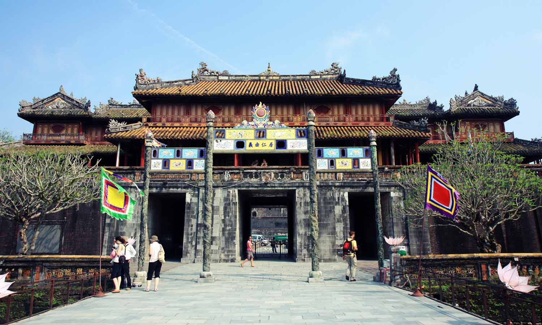 Hue city - Khai Dinh Tomb History & Structure