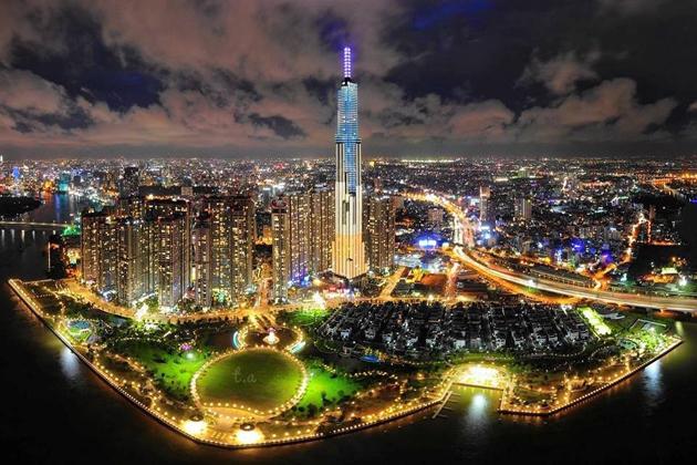 Ho Chi Minh City Landmark